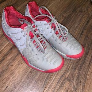 ASICS Athletic Shoes Size 7